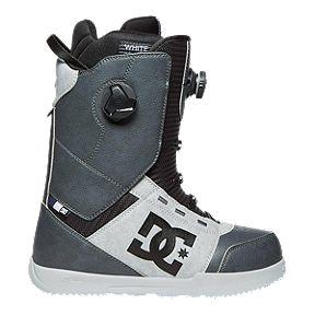 6d94340571d DC Control Boa Men s Snowboard Boots 2017 18 - Black Grey