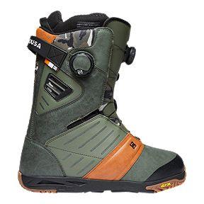 9a30a93a388 DC Judge BOA Men s Snowboard Boots 2017 18 - Army Green