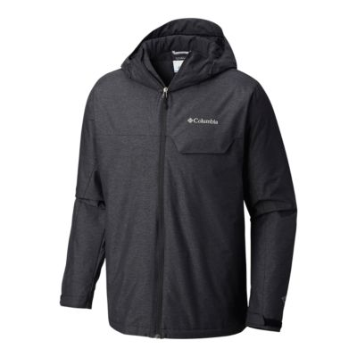 Columbia Men's Huntsville Peak Insulated Rain Jacket | Sport Chek