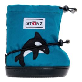 Stonz Toddler Booties - Orca
