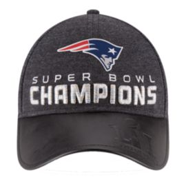 New England Patriots Super Bowl LI 2017 Champions Lr 9FORTY Adjustable Hat