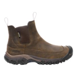 Keen Men's Anchorage III Waterproof Boots - Brown