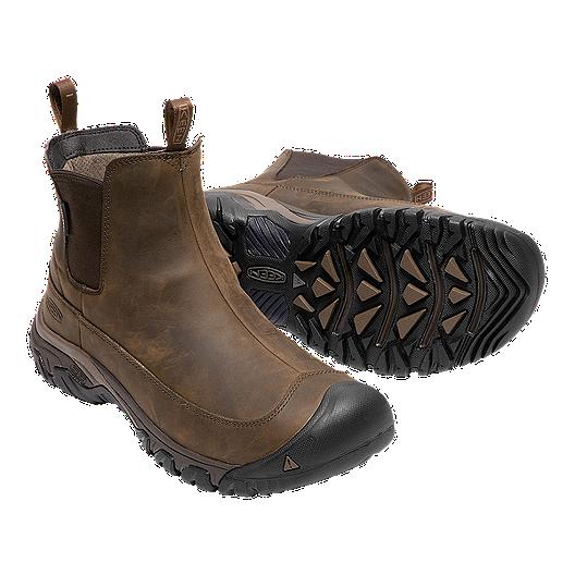 22d58ca8f4a Keen Men's Anchorage III Waterproof Boots - Brown | Sport Chek