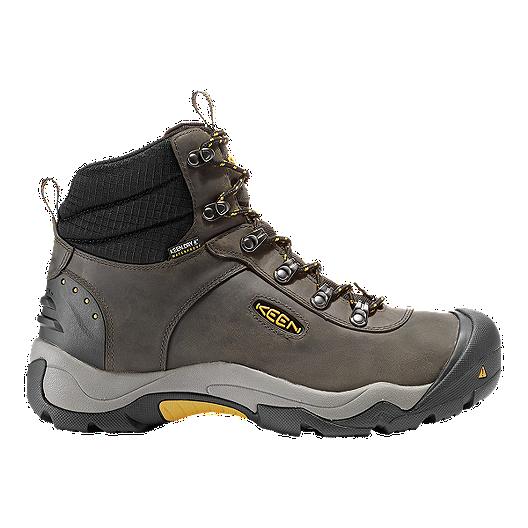 8515a6b6b43 Keen Men's Revel III Waterproof Winter Boots - Magnet/Tawny | Sport Chek