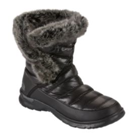 The North Face Women's Micro-Baffle Bootie II Winter Boots - Black