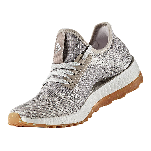 b10507e1023ef adidas Women s Pure Boost X All Terrain Running Running Shoes - Silver Grey  White Gum. (0). View Description