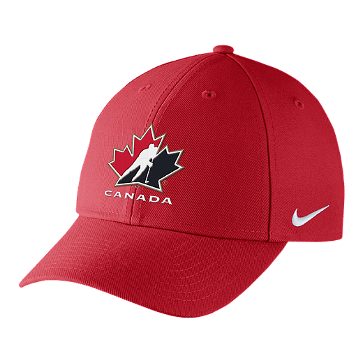 c94f0a63f Team Canada Nike Dri-FIT Adjustable Hat