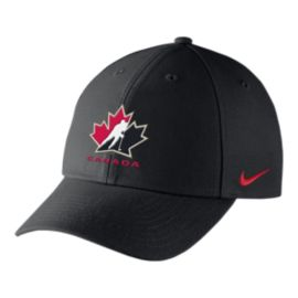 Team Canada Nike Dri-FIT Adjustable Hat
