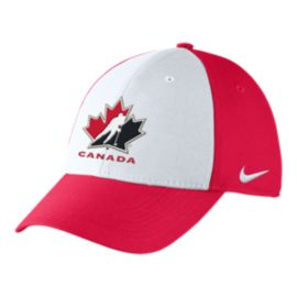 Team Canada Nike Dri-FIT Swooshflex Hat