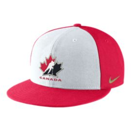 Team Canada Nike True Snapback Hat