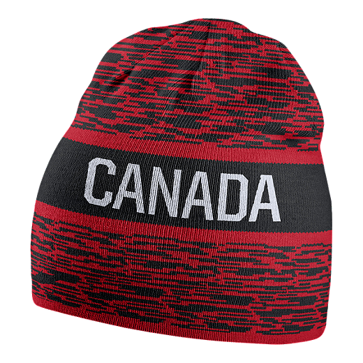 ed1162db1a Team Canada Nike Reversible Beanie Knit