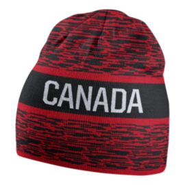 Team Canada Nike Reversible Beanie Knit