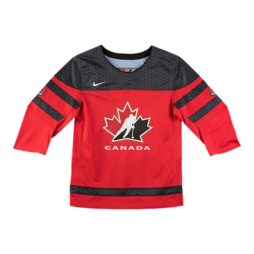 newest 2dd57 bb584 Team Canada Nike Toddler Hockey Jersey
