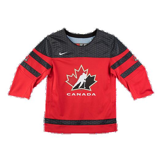 afca94889 Team Canada Nike Toddler Hockey Jersey | Sport Chek