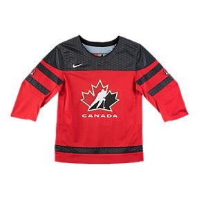e445ad47 Team Canada Nike Toddler Hockey Jersey