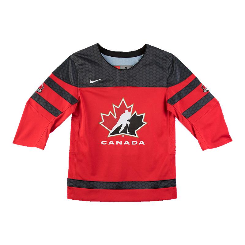 Team Canada Nike Toddler Hockey Jersey   Sport Chek