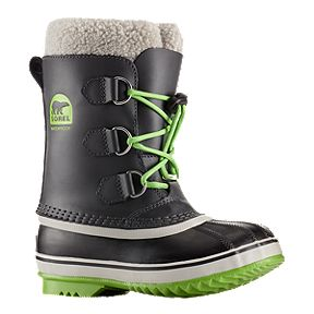 274a06e16028 Sorel Kids  Yoot Pac TP Winter Boots - Shark Cyber