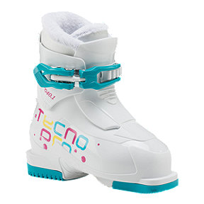 Tecnopro G40 Junior Ski Boots 2017/18 - White