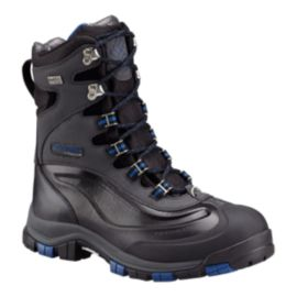 Columbia Men's Bugaboot+ Titanium Omniheat Winter Boots - Black
