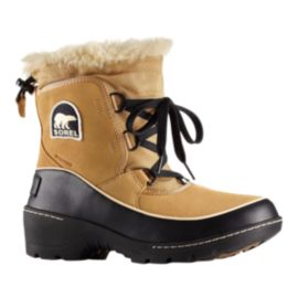 Sorel Women's Tivoli III Winter Boots - Curry/Black