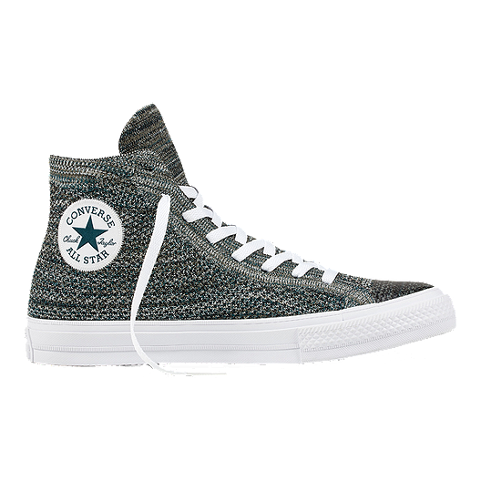 bb30f2170de9 Converse CT All Star Hi x Flyknit Shoes - Teal