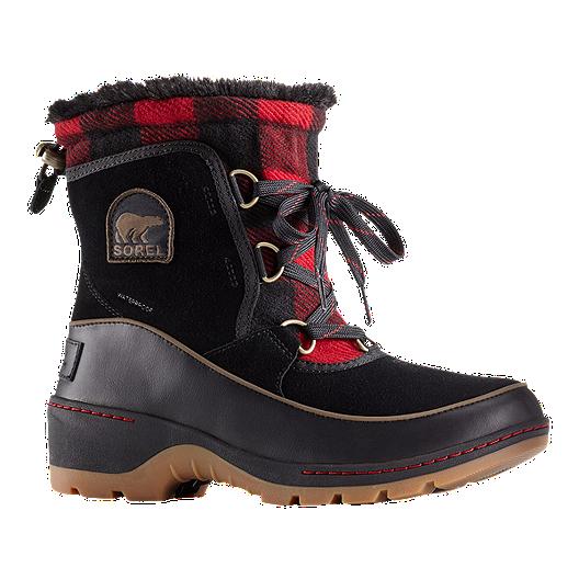 d814851c6bb7 Sorel Women s Tivoli III Winter Boots - Black Major