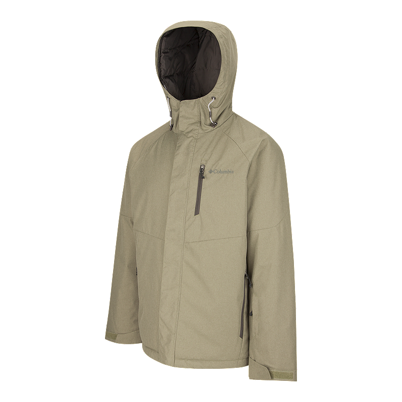 Columbia Men S Chuterunner Insulated Jacket Sport Chek