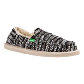 Sanuk Women's Donna Chill Shoes - Black