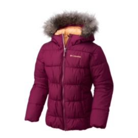 29674317 Columbia Girls' Gyroslope Insulated Winter Jacket | Sport Chek