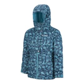 Columbia Girls' Snowcation Nation Winter Jacket