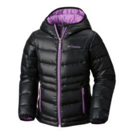 Columbia Girls' Gold 550 TurboDown Omni-Heat Winter Jacket