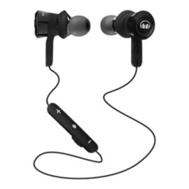 Monster Clarity HD Bluetooth Headphones - Black/Platinum
