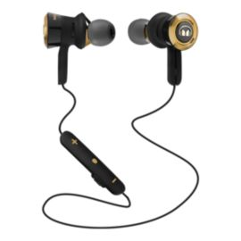 Monster Clarity HD Bluetooth Headphones - Black/Gold
