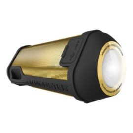 Monster Firecracker Bluetooth Speaker - Gold