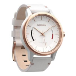 Garmin vívomove Classic Activity Tracker - White/Rose Gold