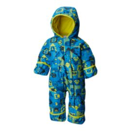 Columbia Baby Boy Snuggly Bunny Down Bunting Suit