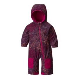 Columbia Toddler Girls' Hot Tot 1 Piece Suit