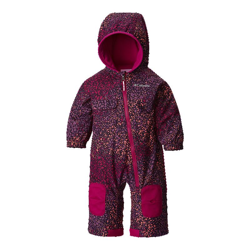 4c04987ad0 Columbia Toddler Girls' Hot Tot 1 Piece Suit | Sport Chek