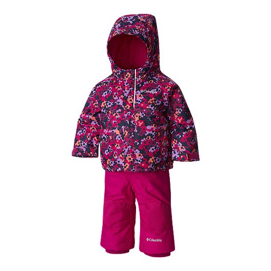 24227c54f Columbia Toddler Girls  Buga Set