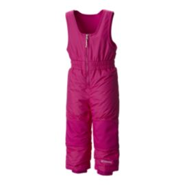 Columbia Toddler Girls' Buga Winter Bib Pants