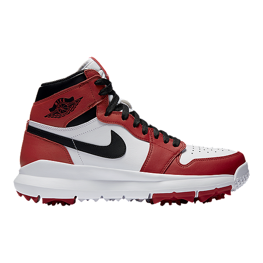 5e606a1fe Nike Air Jordan 1 Men s Golf Shoes