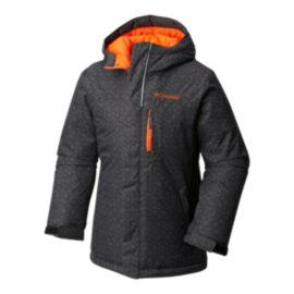Columbia Boys' Alpine Free Fall Insulated Winter Jacket