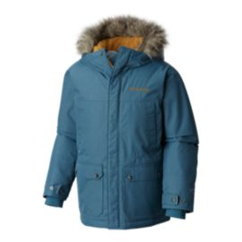 Columbia Boys' Snowfield Insulated Parka Jacket