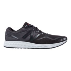 New Balance Men's Fresh Foam VENIZ Running Shoes - Black/White