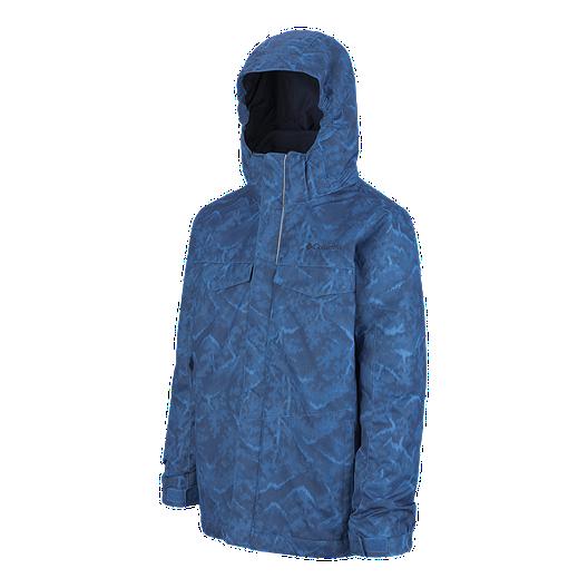 1cd1be014 Columbia Boys  Bugaboo Interchange 3 In 1 Winter Jacket