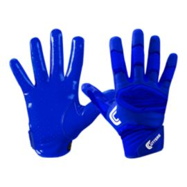 Cutters' Rev Pro 2.0 Football Gloves - Blue