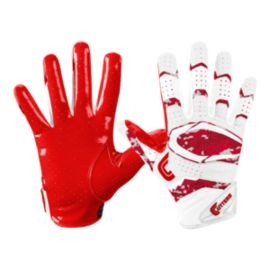 Cutters' Rev Pro 2.0 Football Gloves - Red