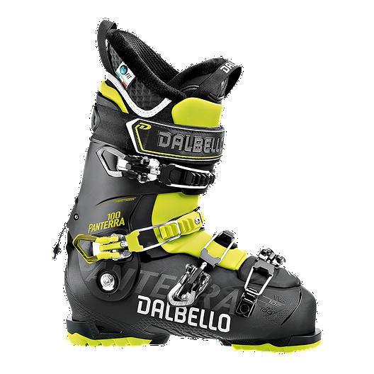 e4a042abcdb Dalbello Panterra 100 Men s Ski Boots 2017 18 - Black Green