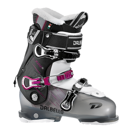 80e50238 Dalbello Kyra 85 GW Women's Ski Boots 2017/18 - Grey/White