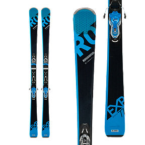 Rossignol Experience 77 Men's Skis 2017/18 & LOOK XPRESS 11 B83 Ski Bindings Black/Blue